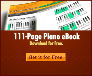 Free Piano Ebook
